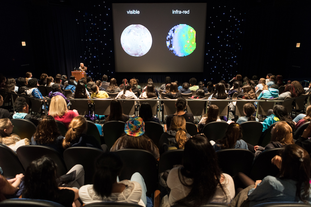 The Adler Planetarium honors Rosaly Lopes - Astronomy