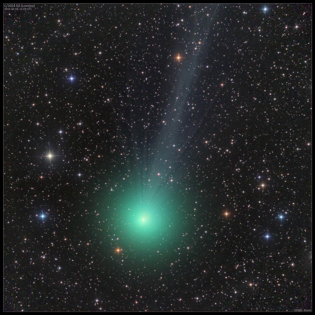 The Christmas Comet, 2014/Q2