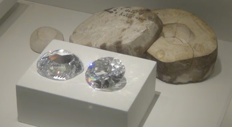 Inside The Mineral Vault At The Natural History Museum