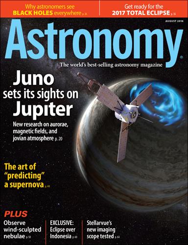 Astronomy Magazine Associate Editor Job Opening  Astronomy Magazine