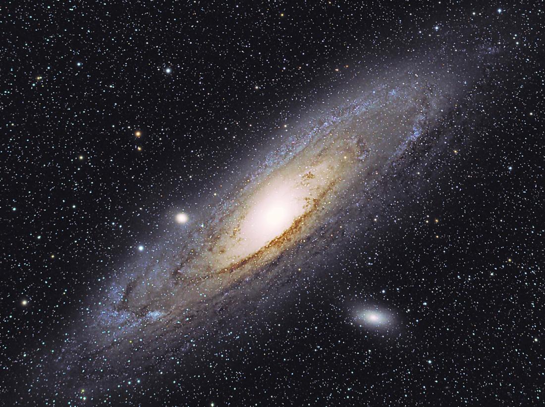 galaxy andromeda planets - photo #11