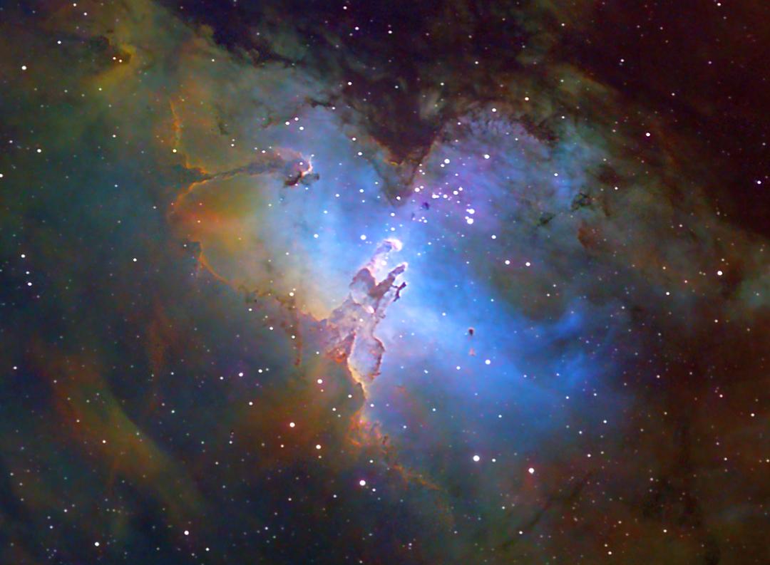 eagle star nebula - photo #7