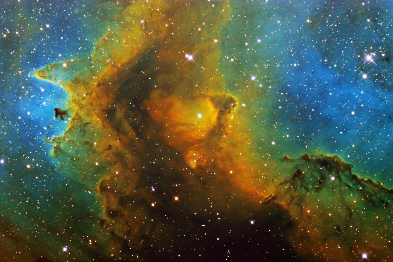 nebula rainbow bridge thor - photo #15