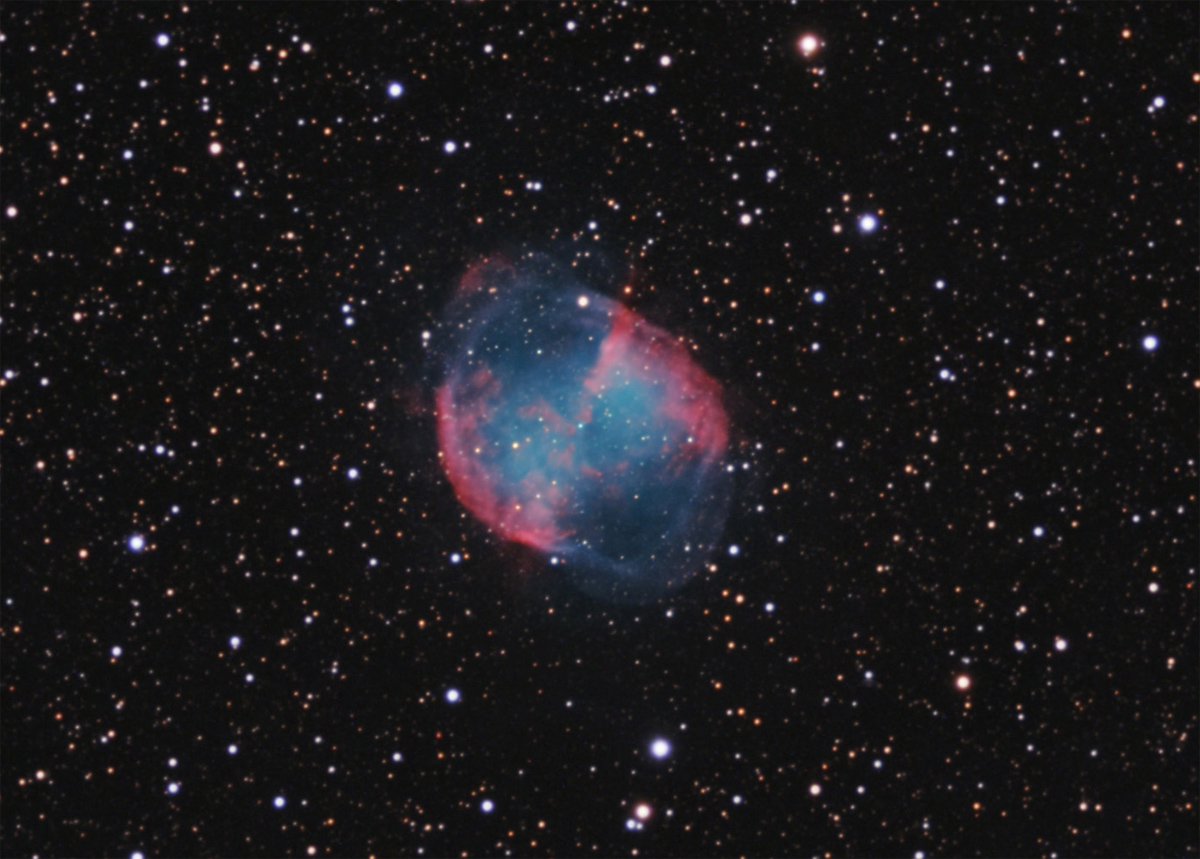 Image Gallery Messier Object 27