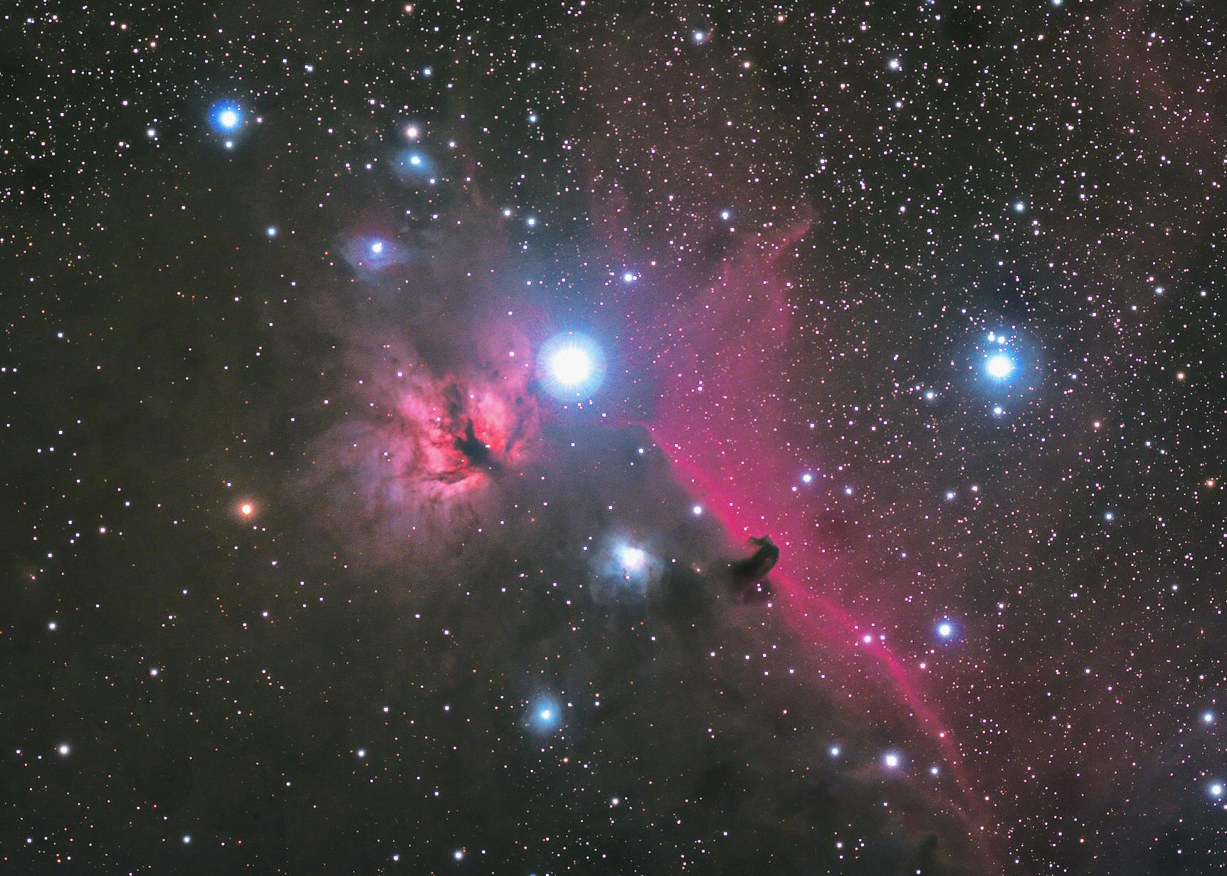 horsehead nebula jesus - photo #7