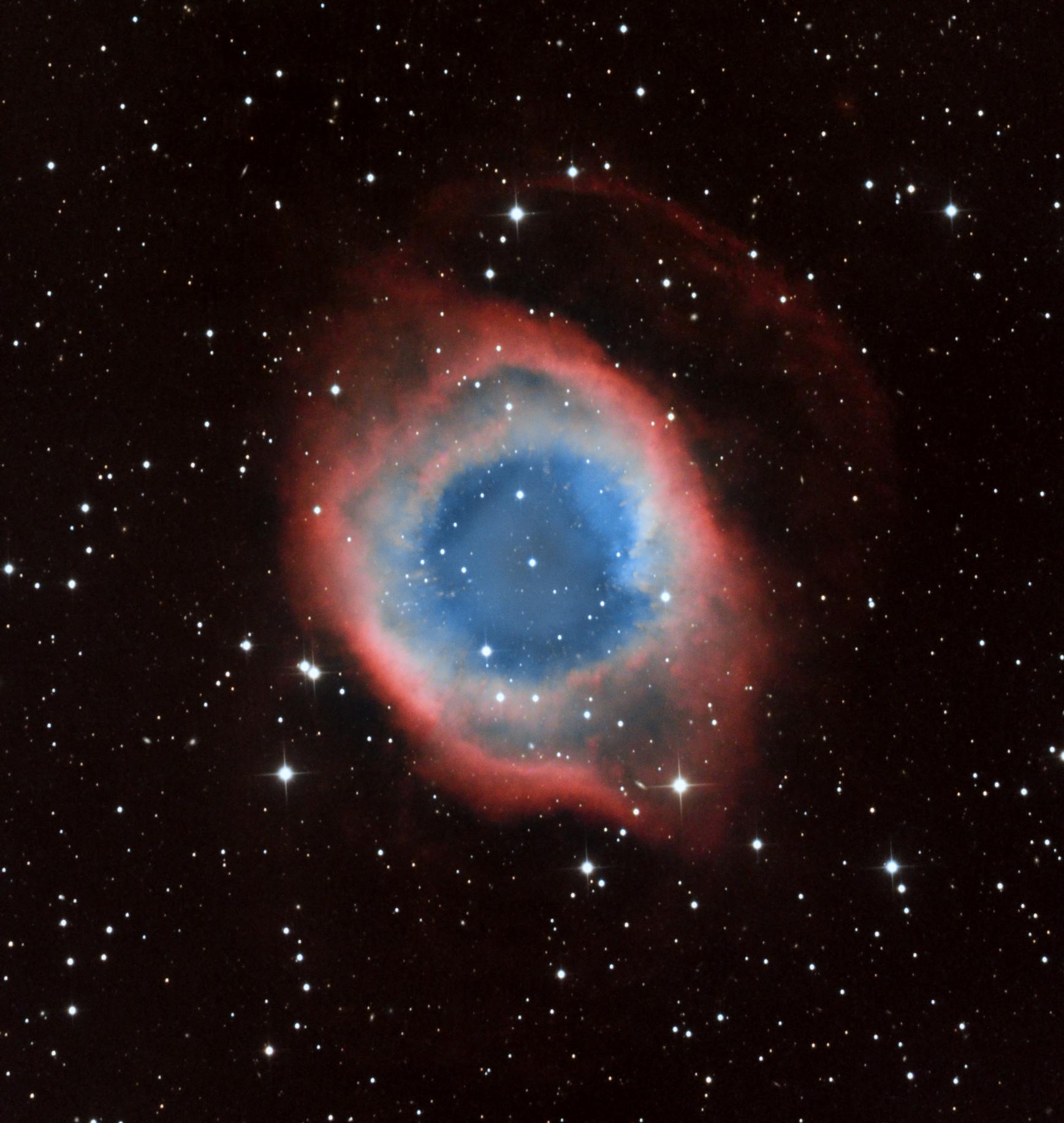ngc 7293 the helix nebula - photo #19