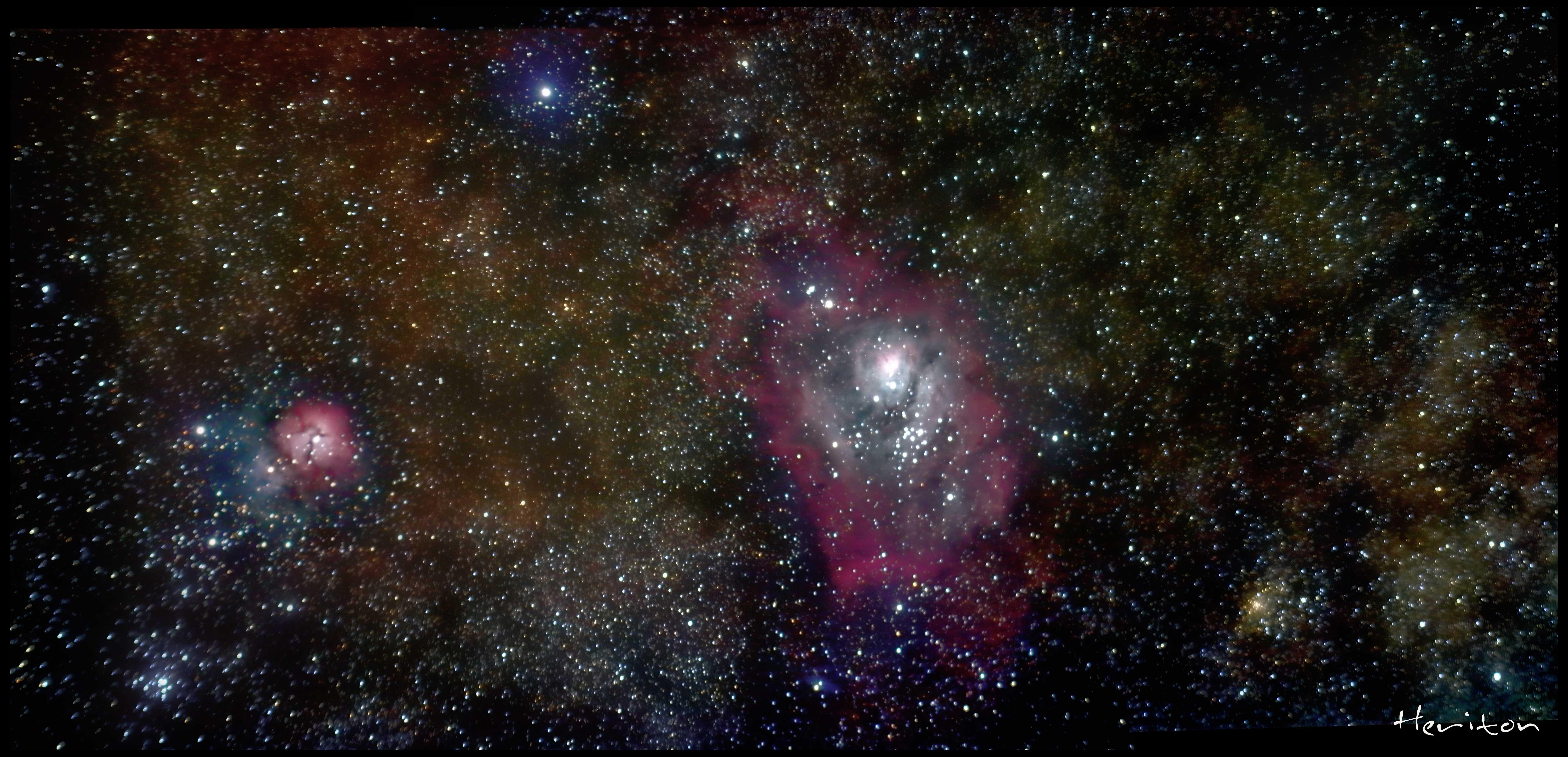 m8 astronomy - photo #29