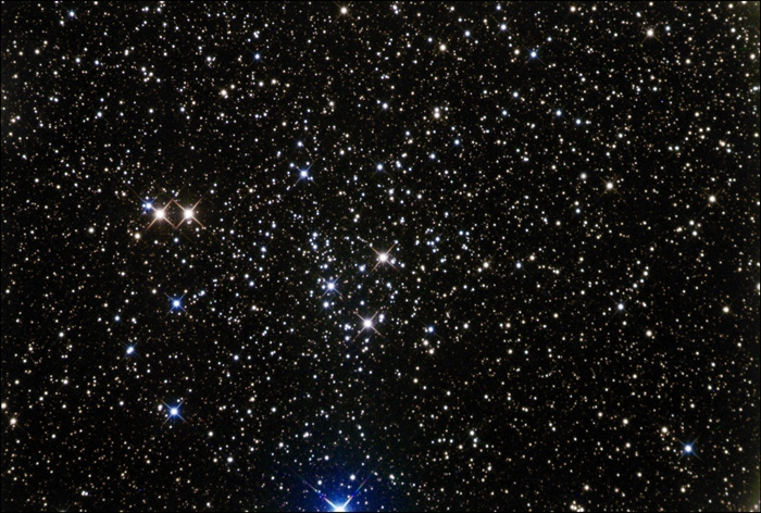 Star cluster dating interactive