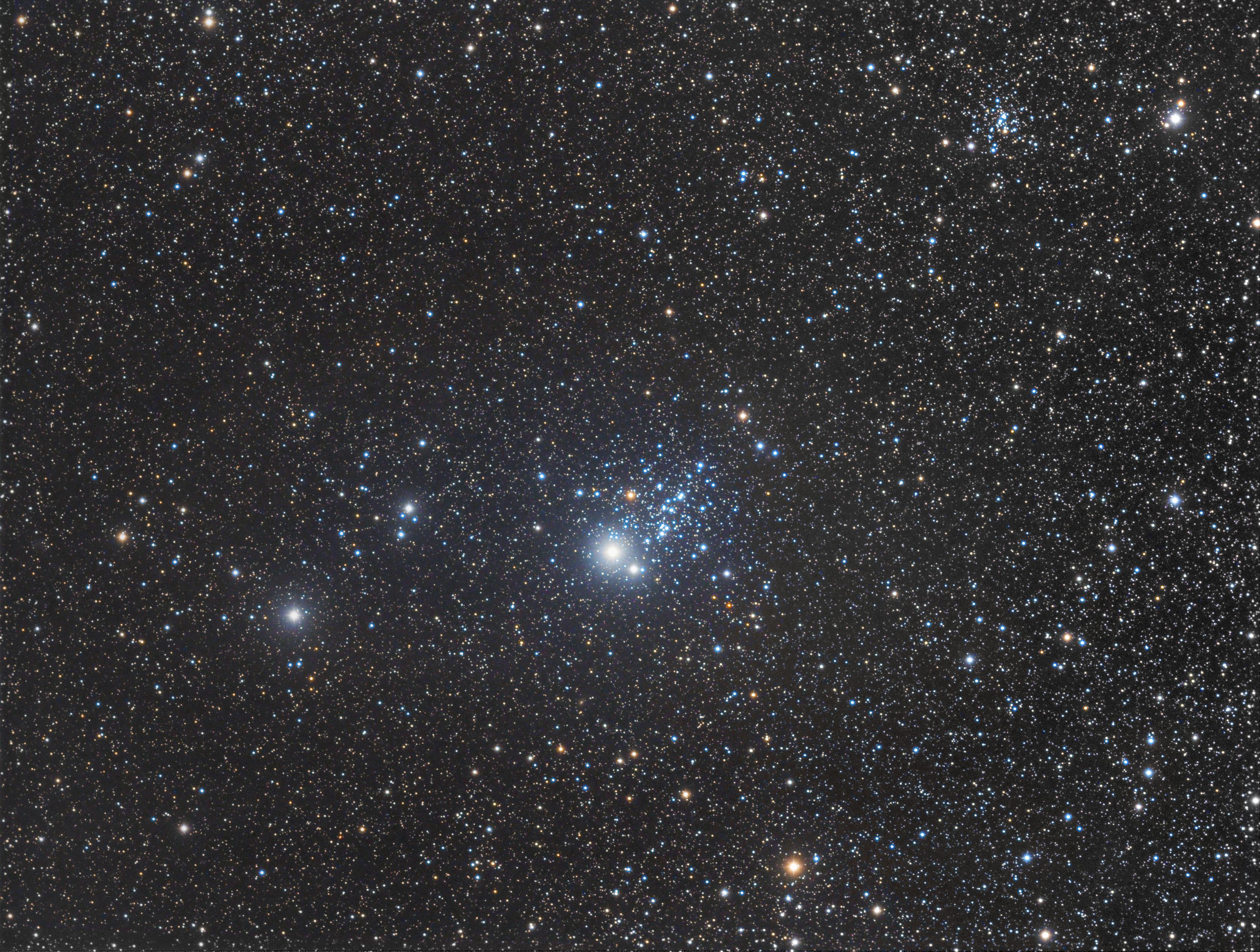 NGC 457 and NGC 436 - Astronomy Magazine - Interactive ...