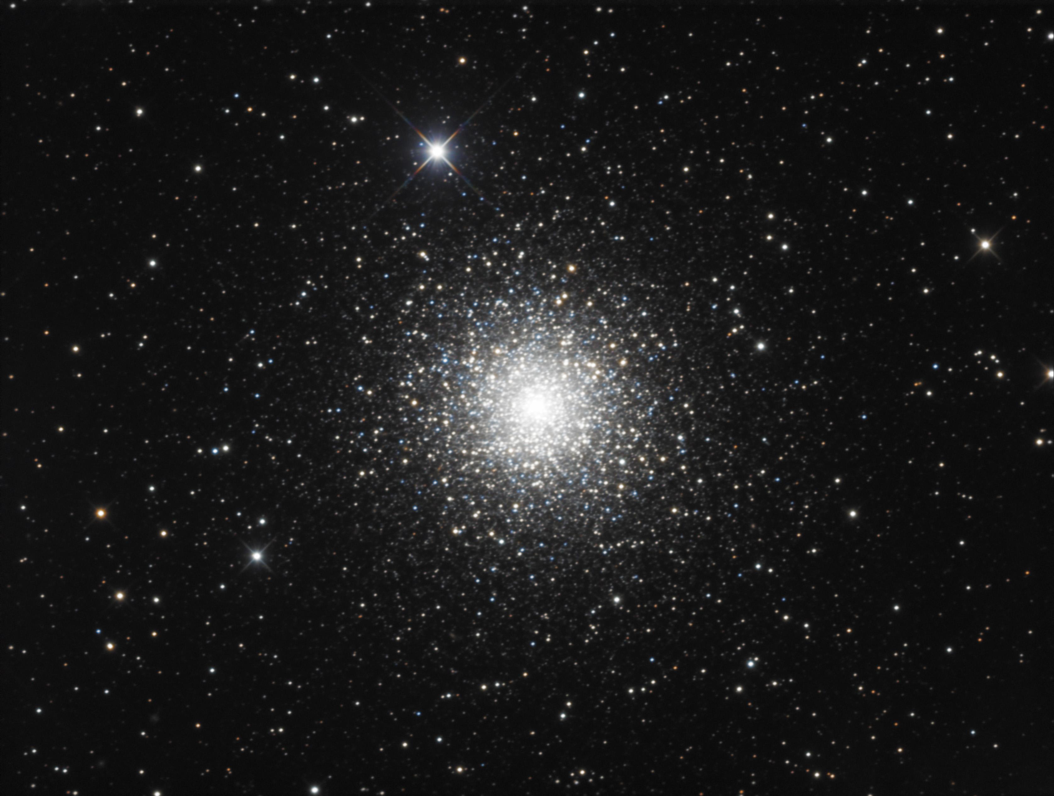House design for last day on earth - Globular Cluster M15