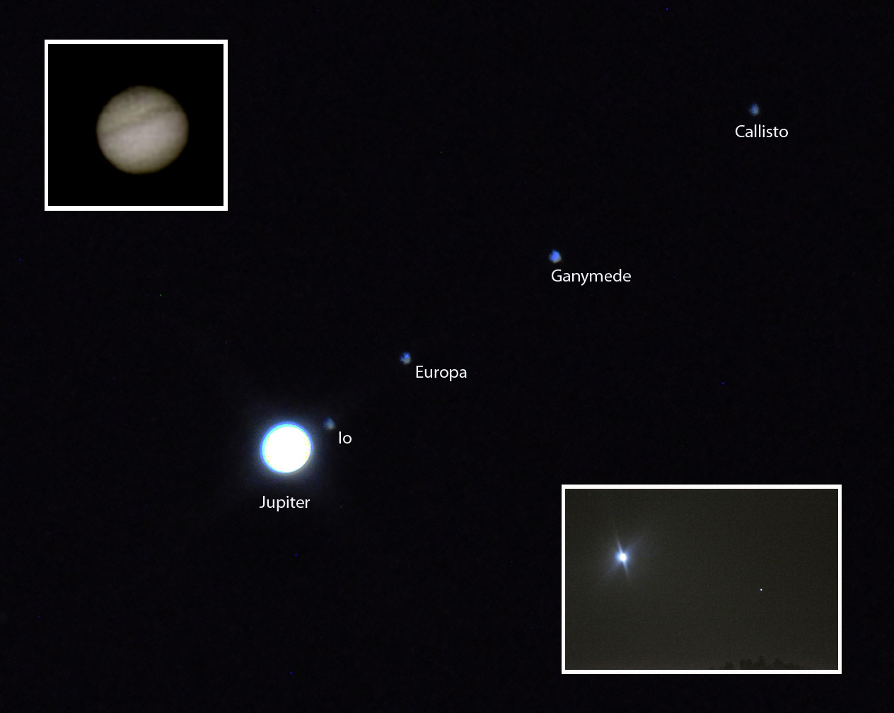Planets From Telescope (page 4) - Pics about space