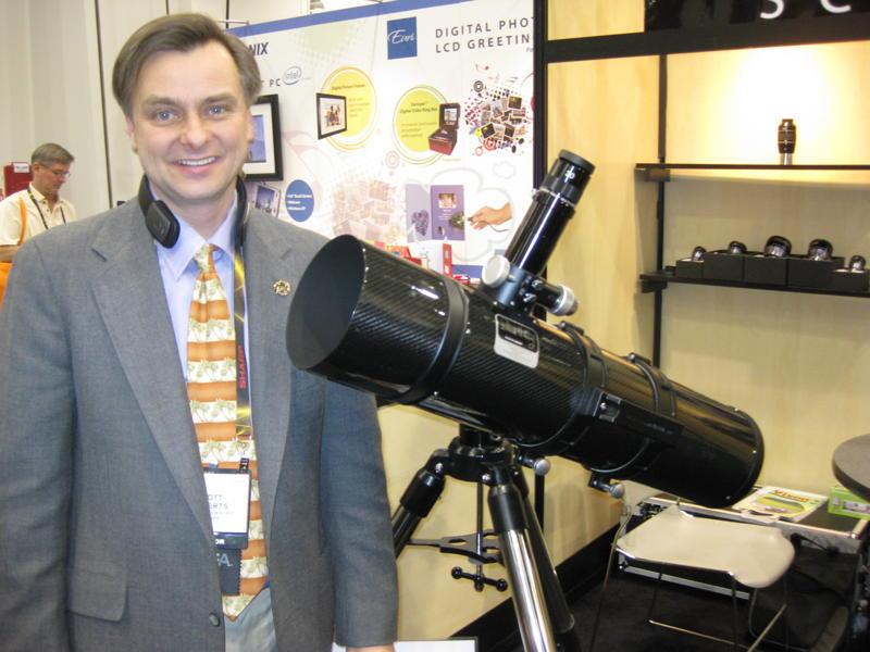 Explore Scientific David H. Levy Comet Hunter Maksutov ...