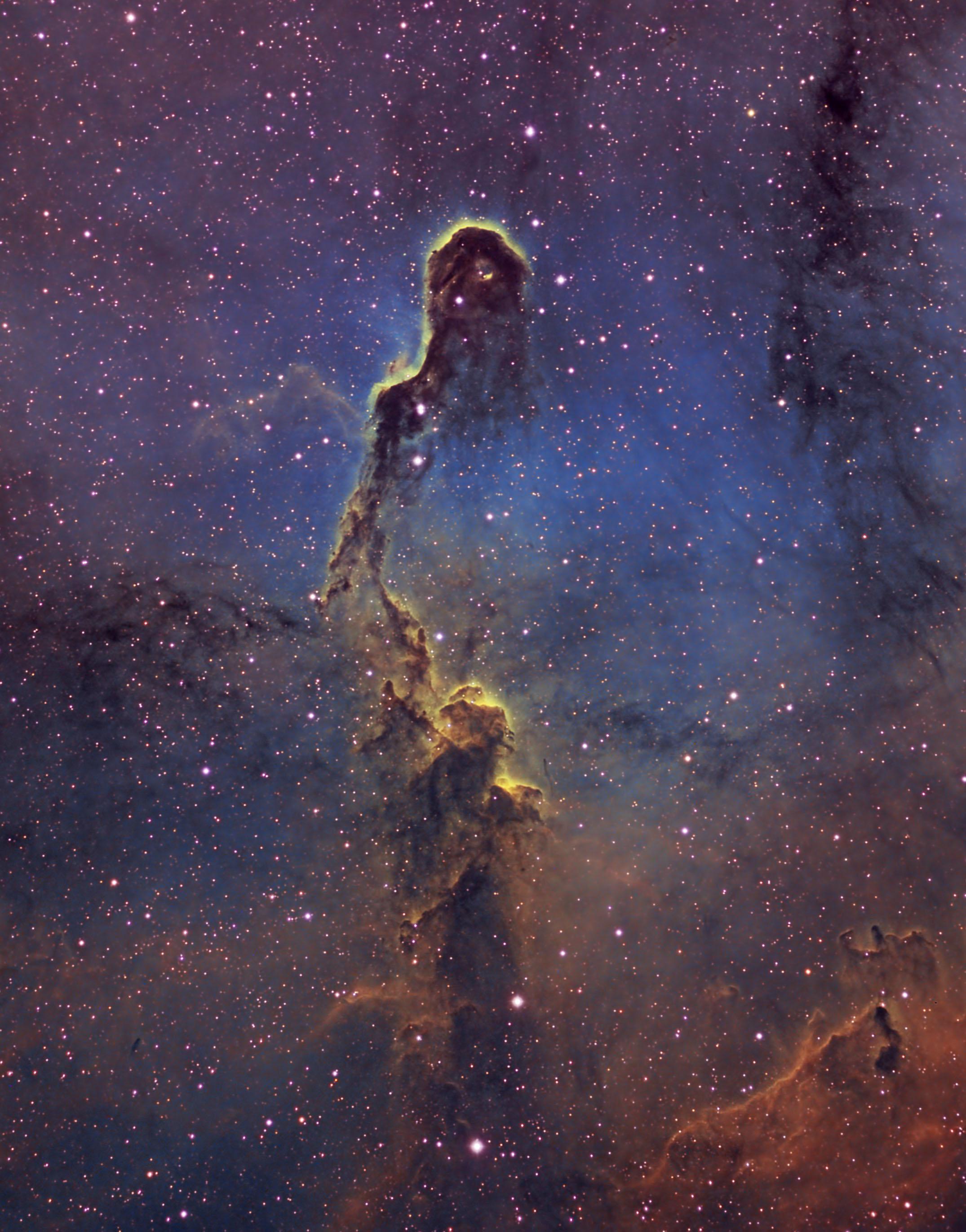 The Elephant Trunk Nebula (IC 1396) - Astronomy Magazine ...
