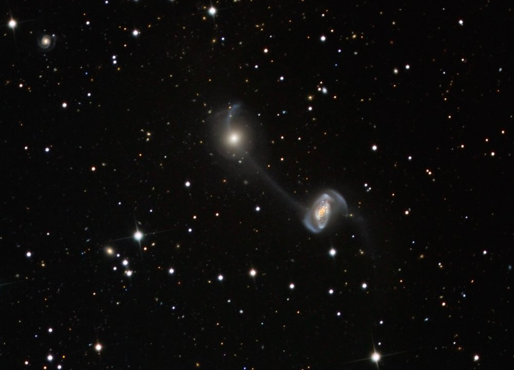 NGC 5216- Keenan's System - Astronomy Magazine ...