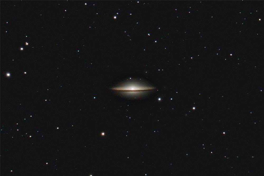 M104 - The Sombrero Galaxy - Astronomy Magazine ...
