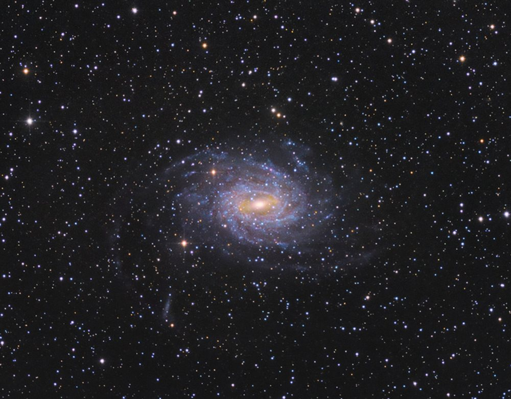 NGC 6744 - Spiral Galaxy in Pavo - Astronomy Magazine ...