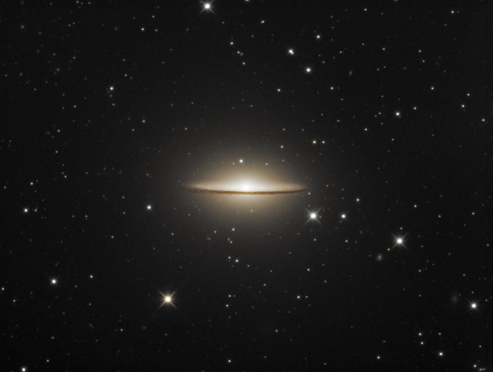 The Sombrero Galaxy (M104) - Astronomy Magazine ...