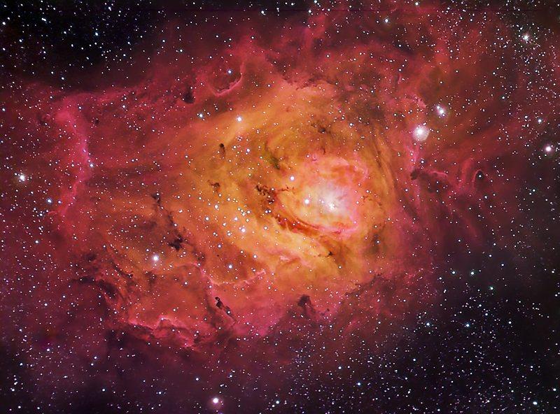 m8 astronomy - photo #13