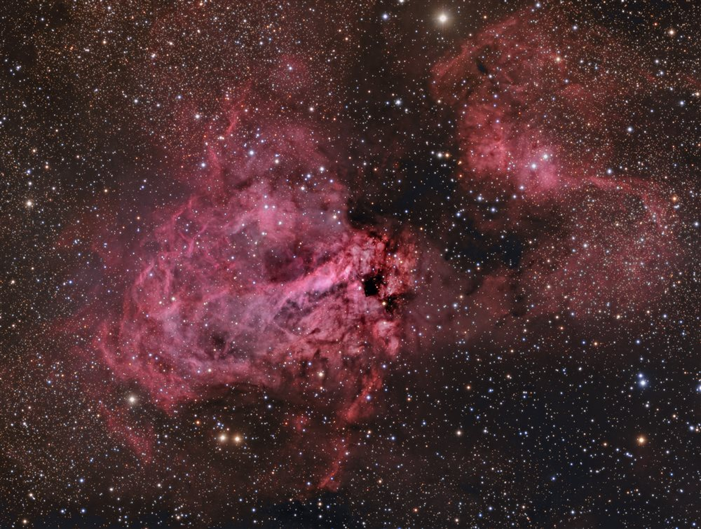 nebula m17 - photo #22