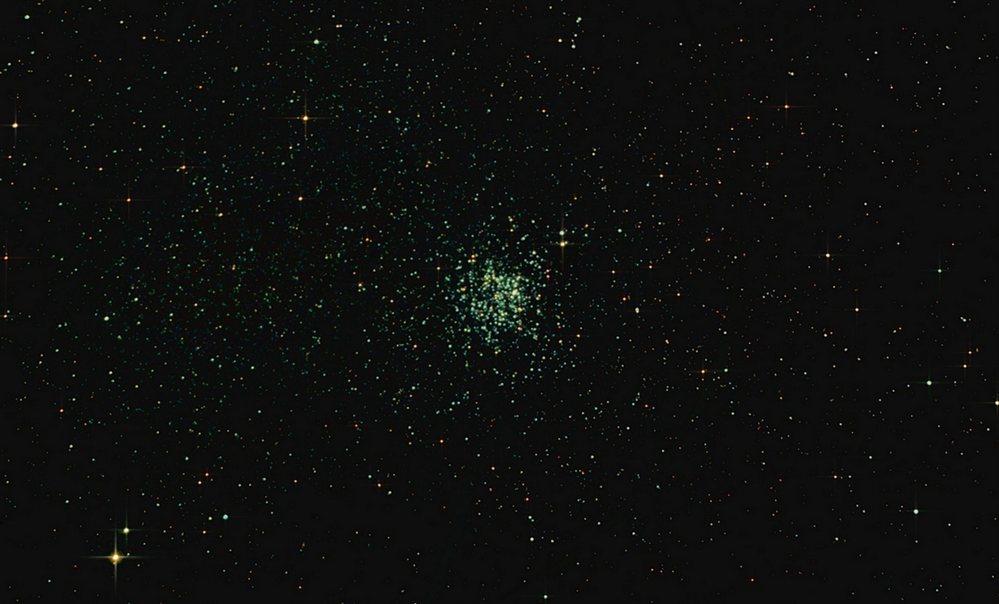 the wild duck cluster m11   astronomy magazine