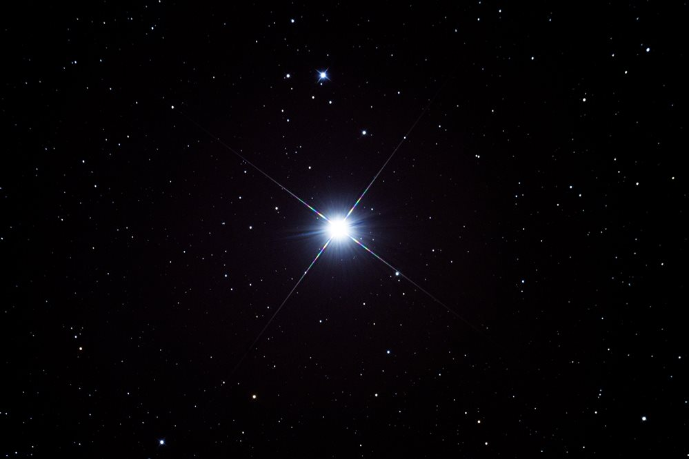 Procyon in Canis Minor - Astronomy Magazine - Interactive ...