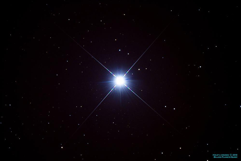 sirius star size b - photo #22