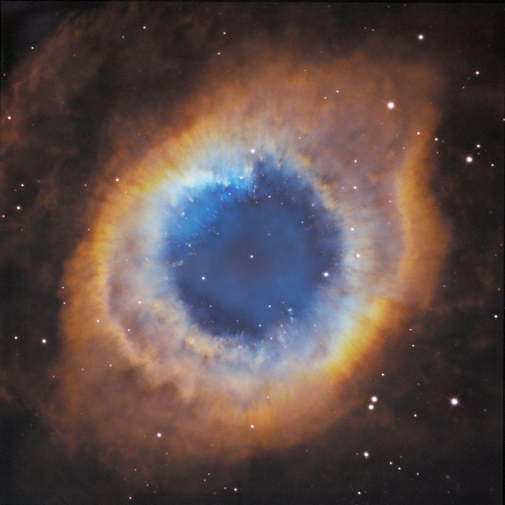 helix nebula constellation aquarius - photo #13