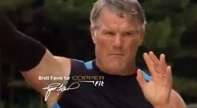Brett Favre 2014 Muscles